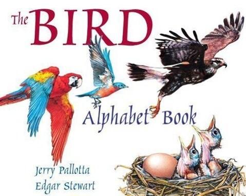 The Bird Alphabet Book als Taschenbuch