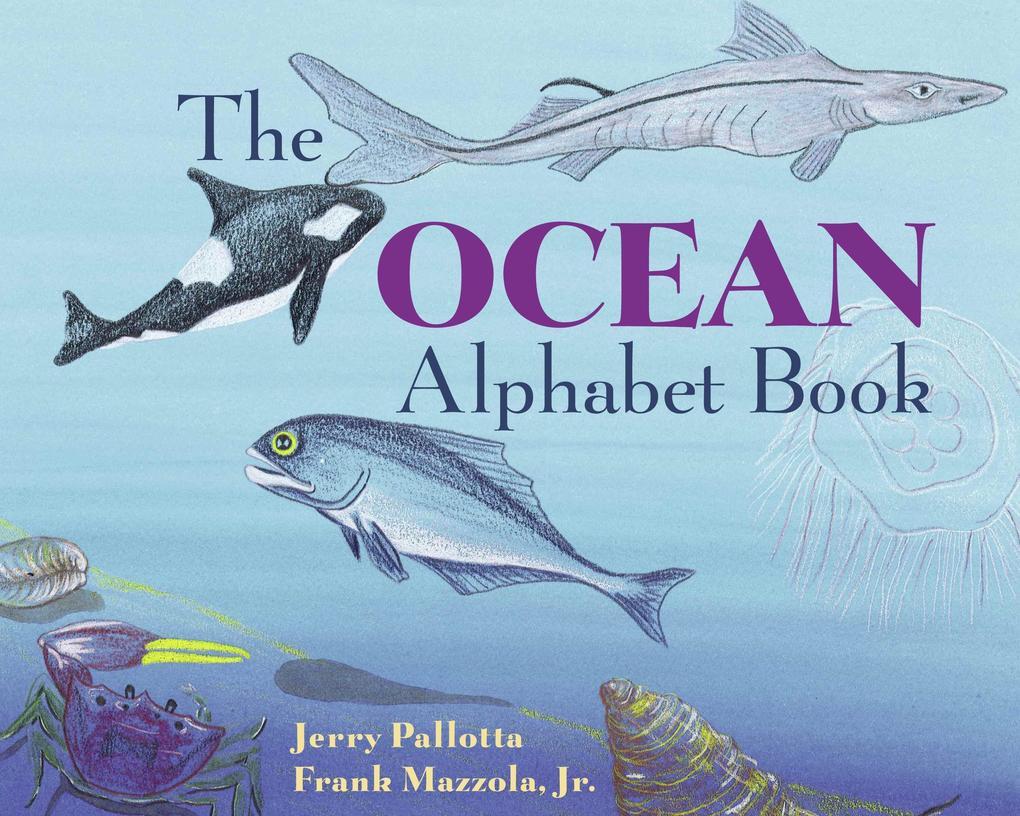 The Ocean Alphabet Book als Taschenbuch