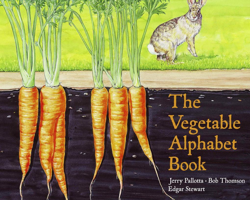 The Vegetable Alphabet Book als Taschenbuch