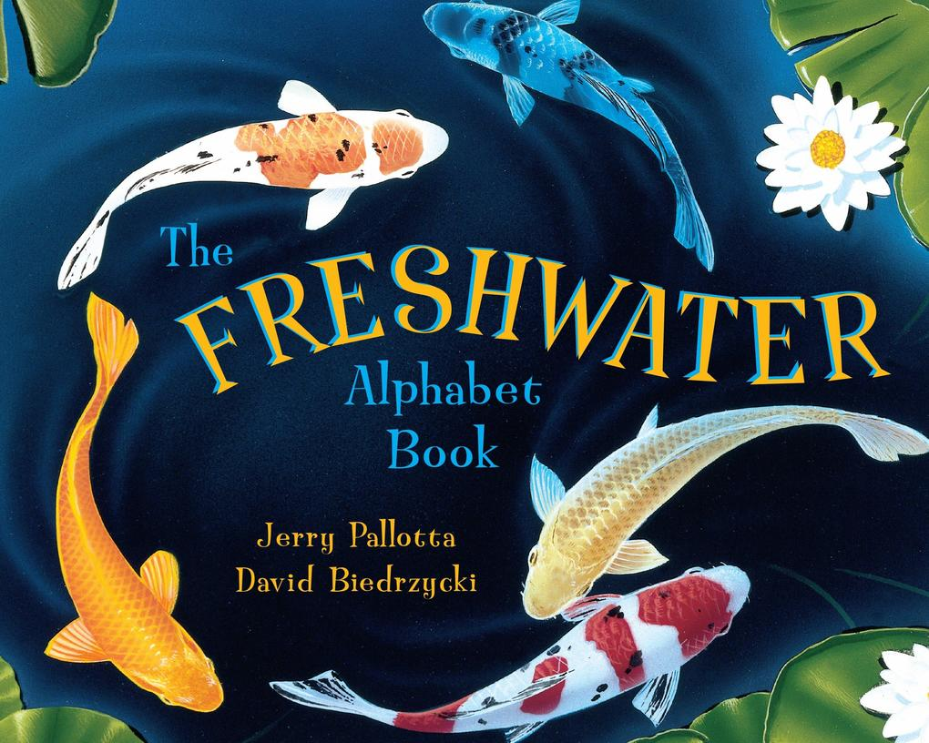 The Freshwater Alphabet Book als Taschenbuch