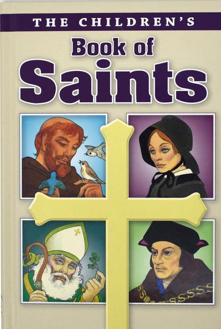 Childrens Book of Saints als Buch