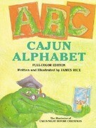 Cajun Alphabet Colorized