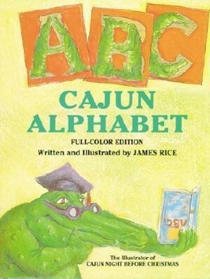 Cajun Alphabet Colorized als Buch