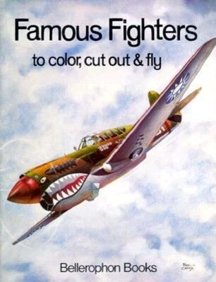 Famous Fighters Coloring Book als Taschenbuch