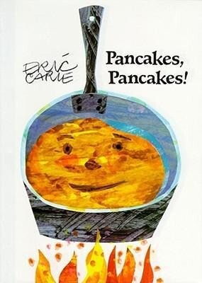 Pancakes, Pancakes! als Buch