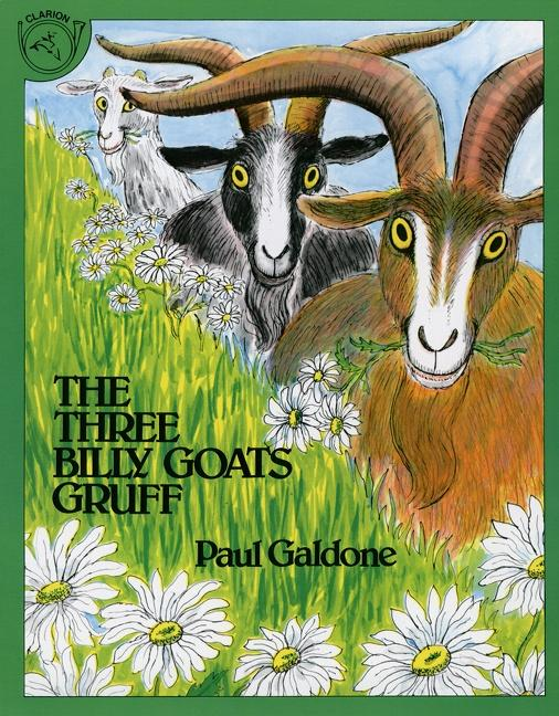 The Three Billy Goats Gruff als Taschenbuch