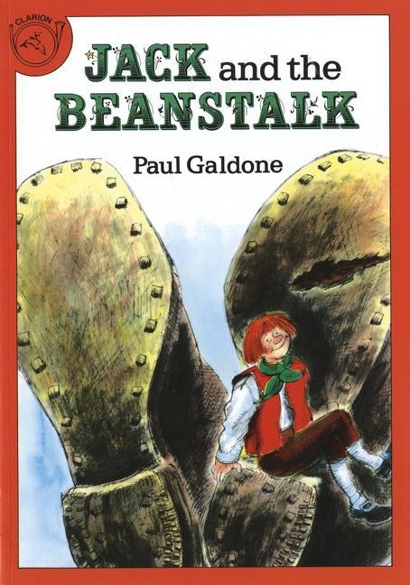 Jack and the Beanstalk als Taschenbuch