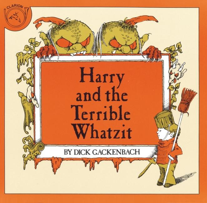 Harry and the Terrible Whatzit als Taschenbuch