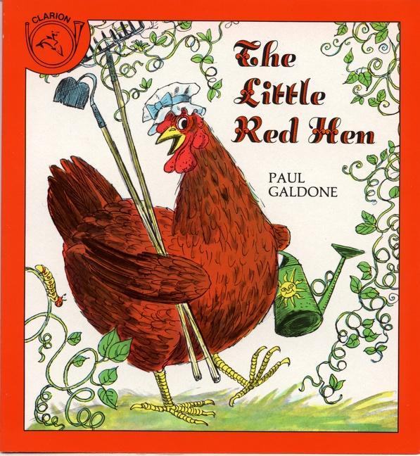 The Little Red Hen als Taschenbuch