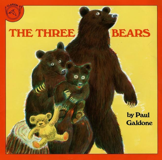 The Three Bears als Taschenbuch