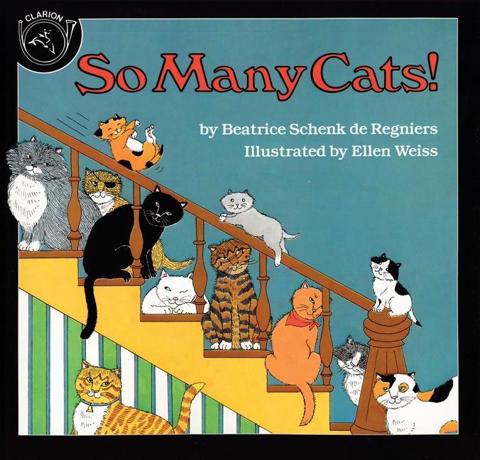 So Many Cats! als Taschenbuch