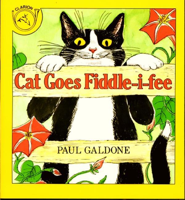 Cat Goes Fiddle-I-Fee als Taschenbuch
