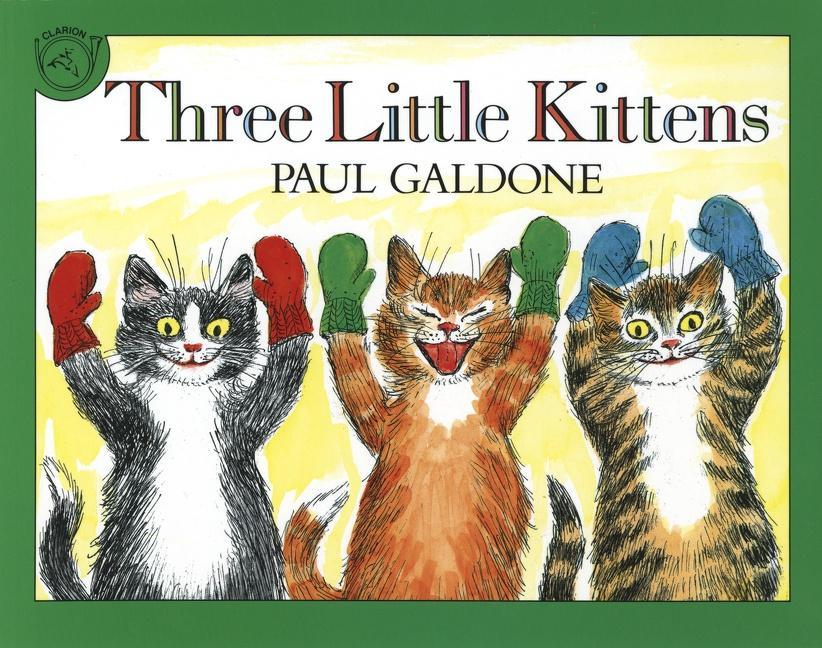 Three Little Kittens als Taschenbuch