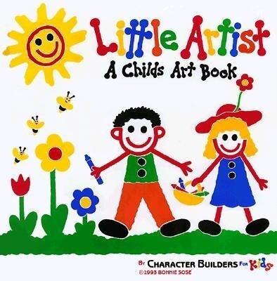 Little Artist: A Childs Art Book als Buch