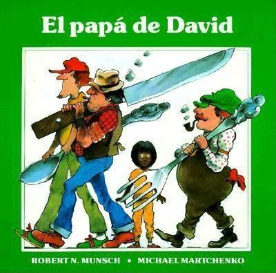 El Papa de David = David's Father als Taschenbuch