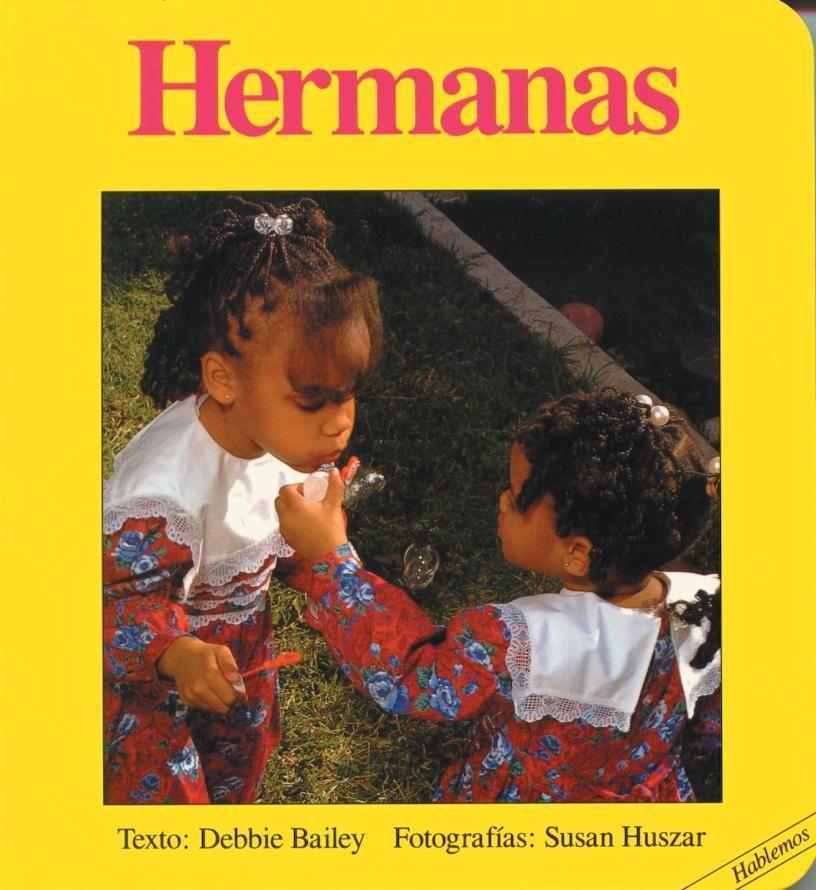 Hermanas = Sisters als Buch