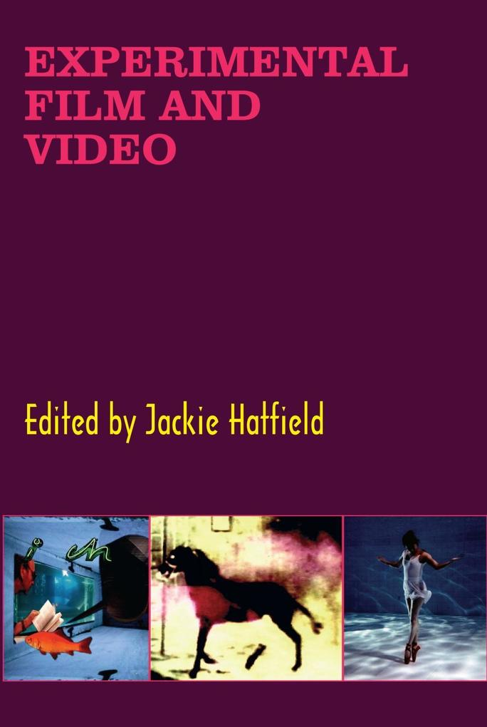 Experimental Film and Video als eBook Download von