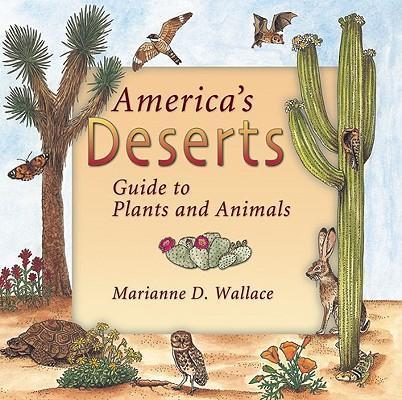 America's Deserts: Guide to Plants and Animals als Taschenbuch