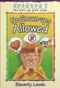 No Grown-Ups Allowed als Taschenbuch