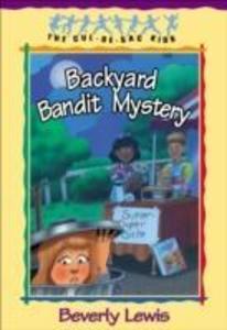 Backyard Bandit Mystery als Taschenbuch