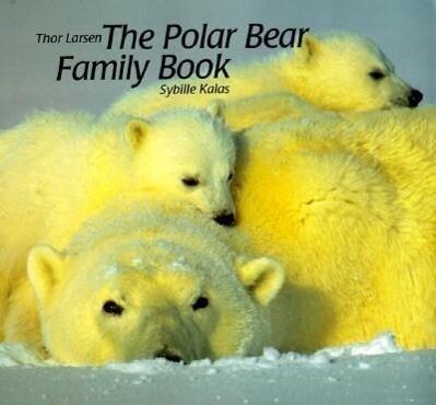 The Polar Bear Family Book als Taschenbuch