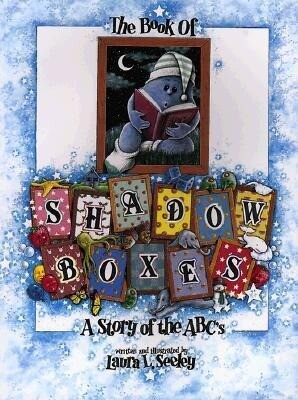 Book of Shadowboxes: A Story of the ABC's als Taschenbuch