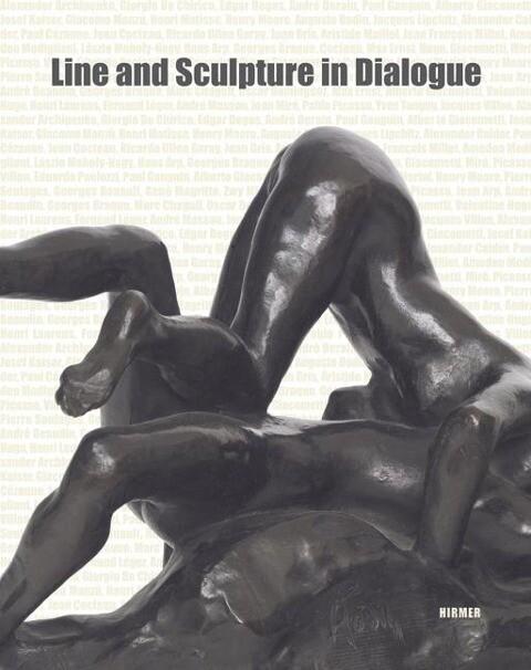 Line and Sculpture in Dialogue als Buch von