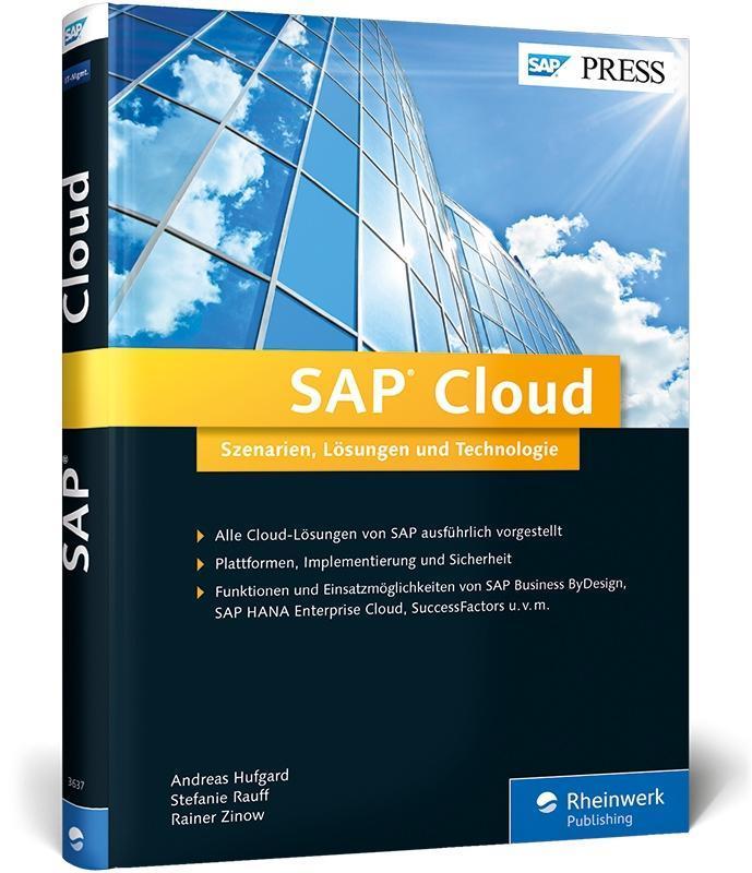 SAP Cloud als Buch von Andreas Hufgard, Stefani...