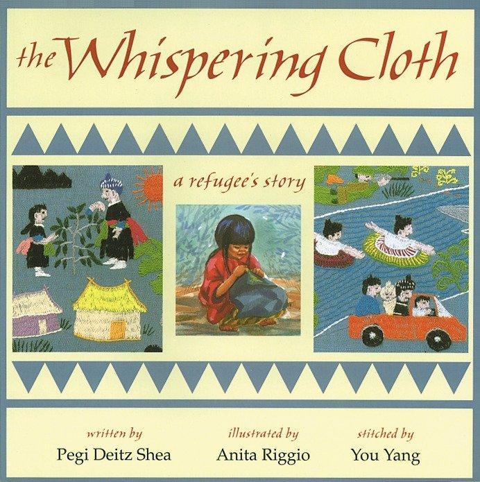 The Whispering Cloth als Taschenbuch