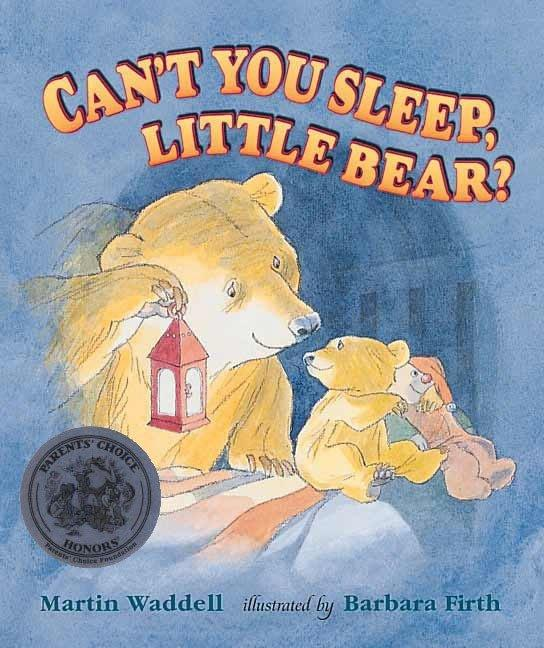 Can't You Sleep, Little Bear? als Taschenbuch