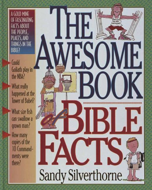 The Awesome Book of Bible Facts als Buch