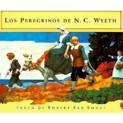 Los Peregrinos de N.C. Wyeth als Buch