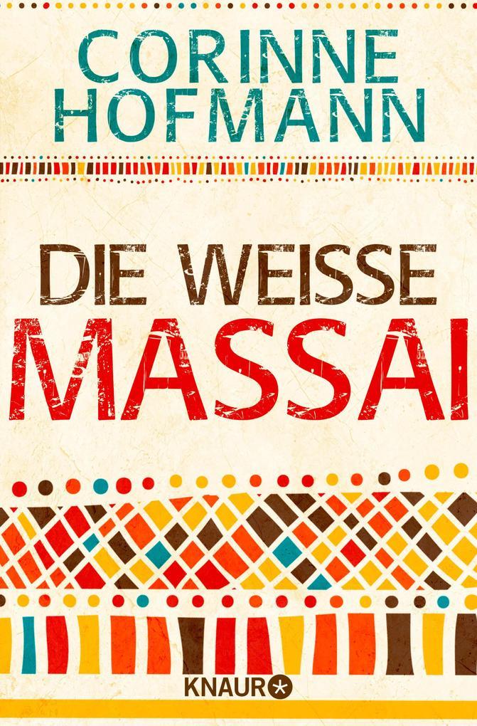 Die weiße Massai als eBook