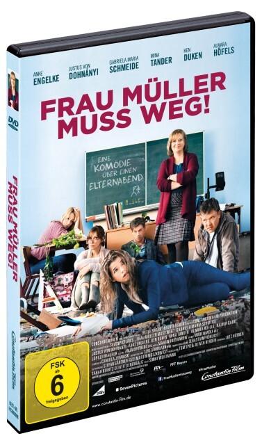 Frau Müller Muss Weg Mediathek