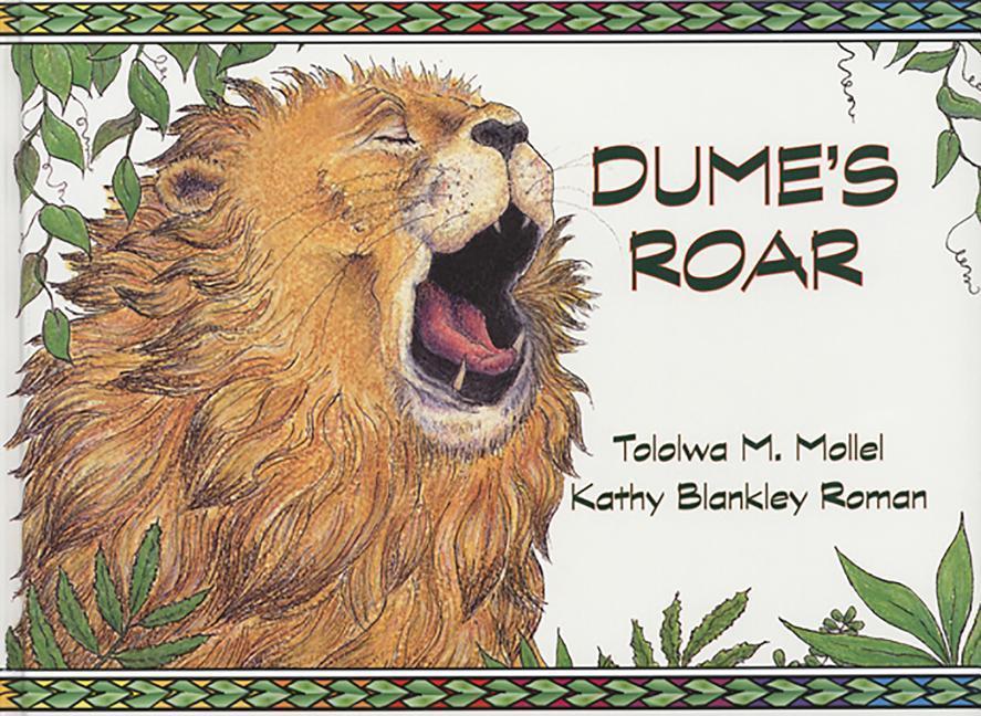 Dume's Roar als Buch