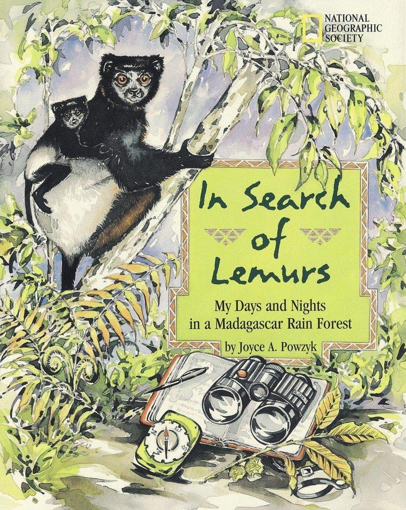 In Search of Lemurs als Buch