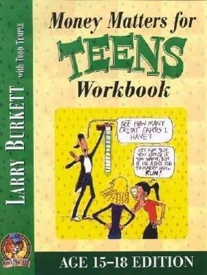 Money Matters Workbook for Teens (Ages 15-18) als Taschenbuch