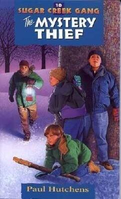 The Mystery Thief als Taschenbuch