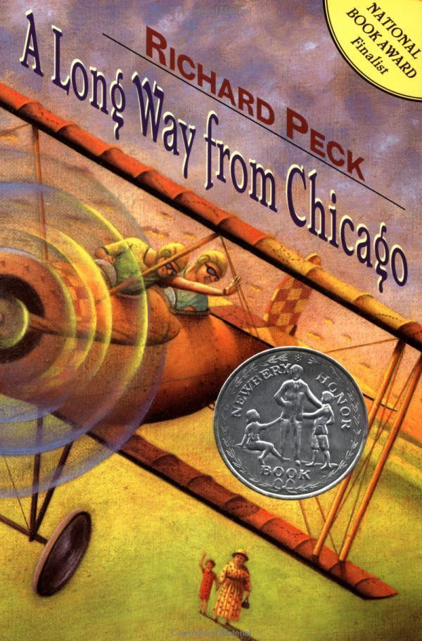 A Long Way from Chicago: A Novel in Stories als Buch