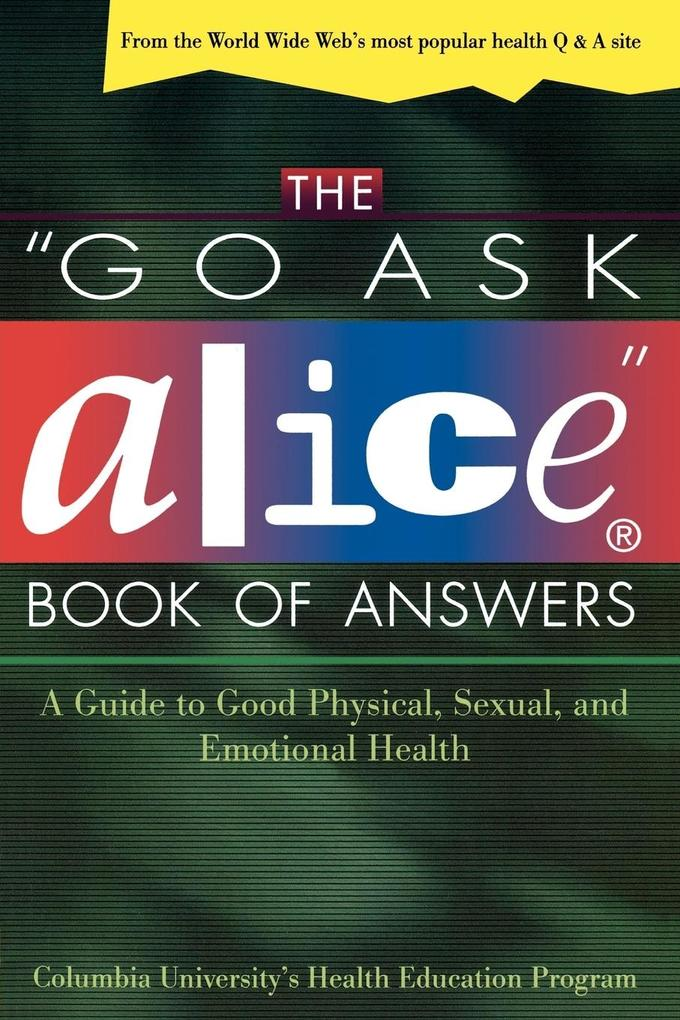 The Go Ask Alice Book of Answers als Taschenbuch