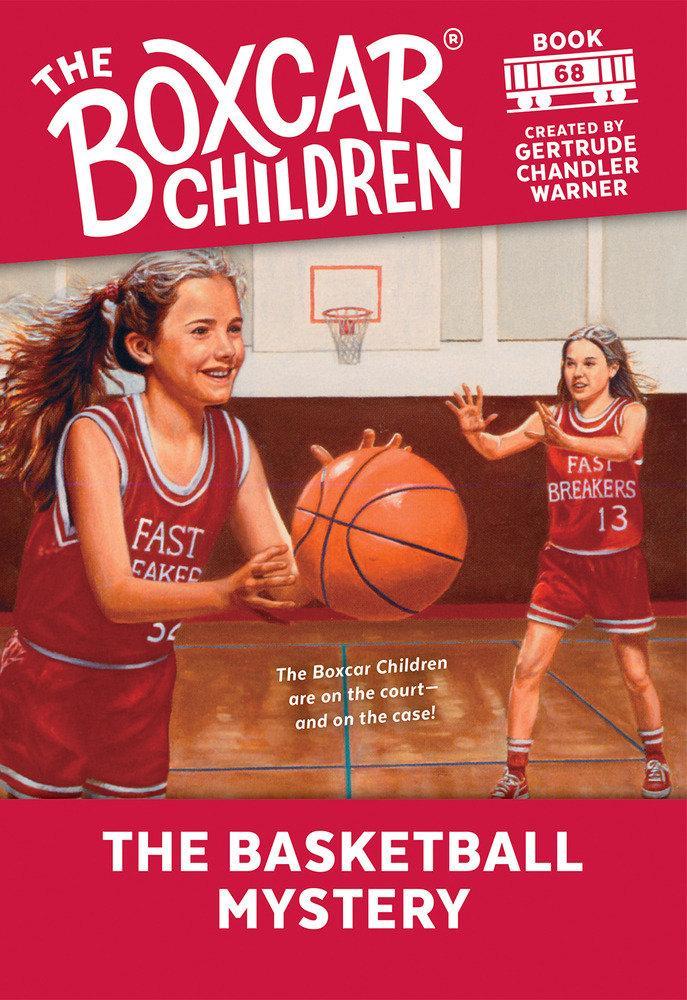 The Basketball Mystery als Taschenbuch