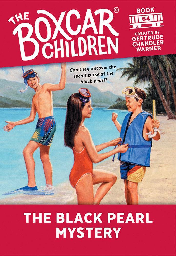 BOXC 064 BLACK PEARL MYST als Taschenbuch