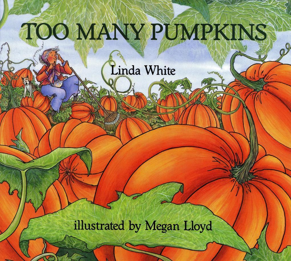 Too Many Pumpkins als Taschenbuch