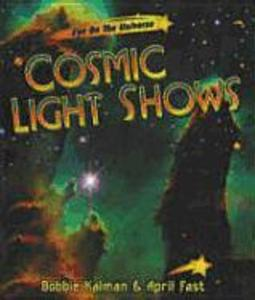 Cosmic Light Shows als Buch (gebunden)