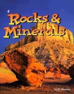 Rocks & Minerals als Taschenbuch