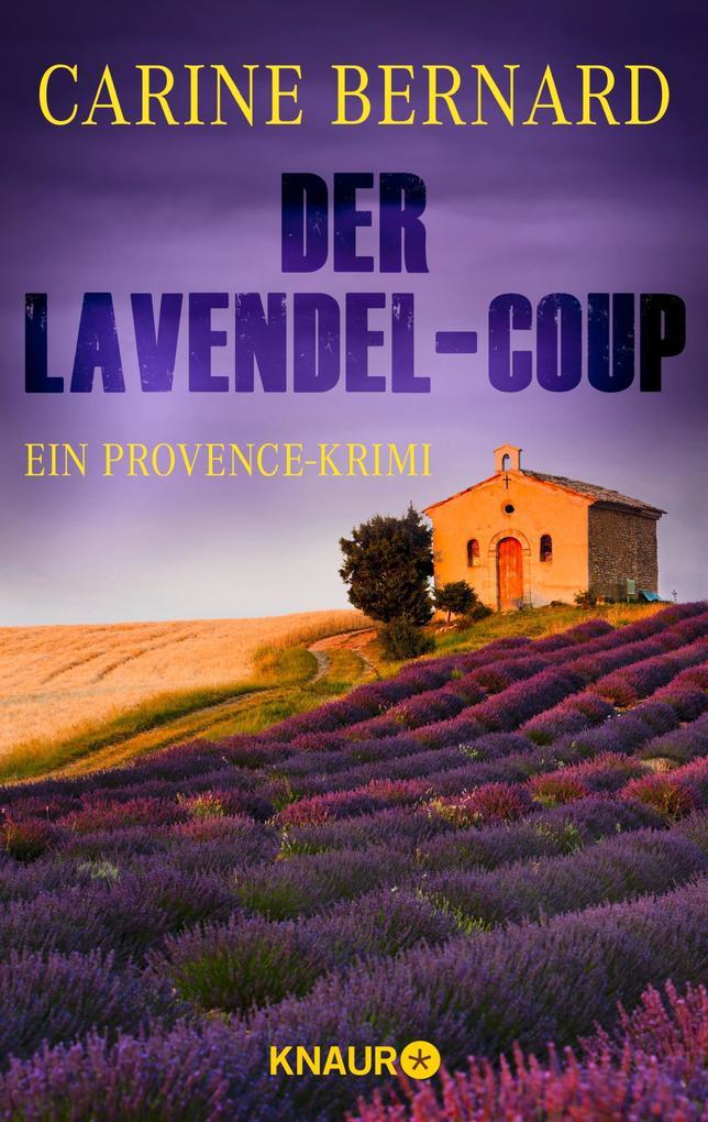 Der Lavendel-Coup als eBook