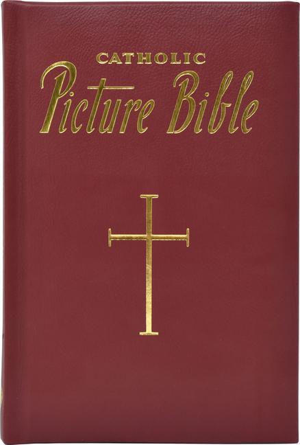 New Catholic Picture Bible als Buch