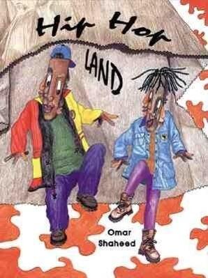 Hip Hop Land als Taschenbuch