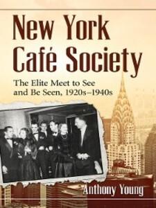 New York Cafe Society als eBook Download von An...