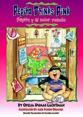 Pepita y el Color Rosado / Pepita Thinks Pink als Buch